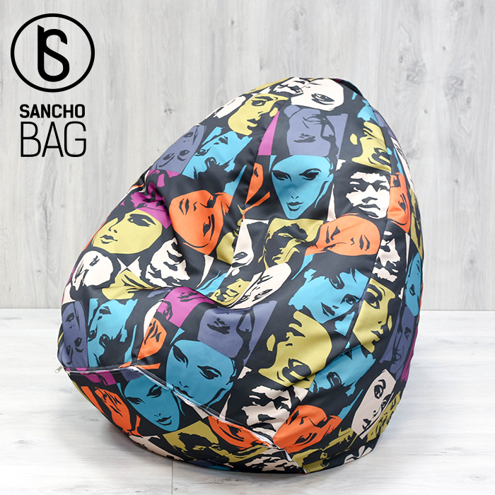 Pufa Gruszka Exclusive SanchoBag