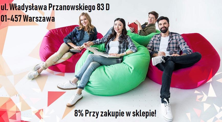 Dla czego warto kupowac worki sako, zamiast standardowych mebli? | Sanchobag.pl SanchoBag