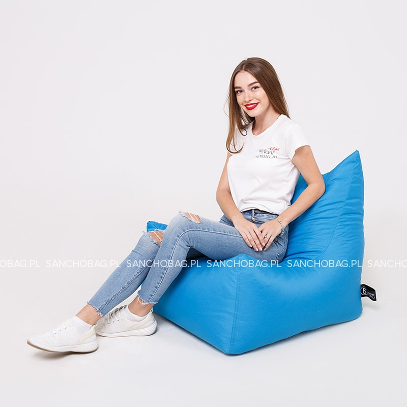 Fotel pufa Dzik