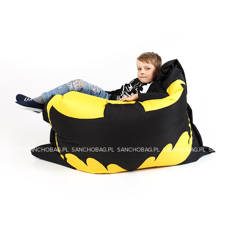 Poduchy do siedzenia Batman SanchoBag