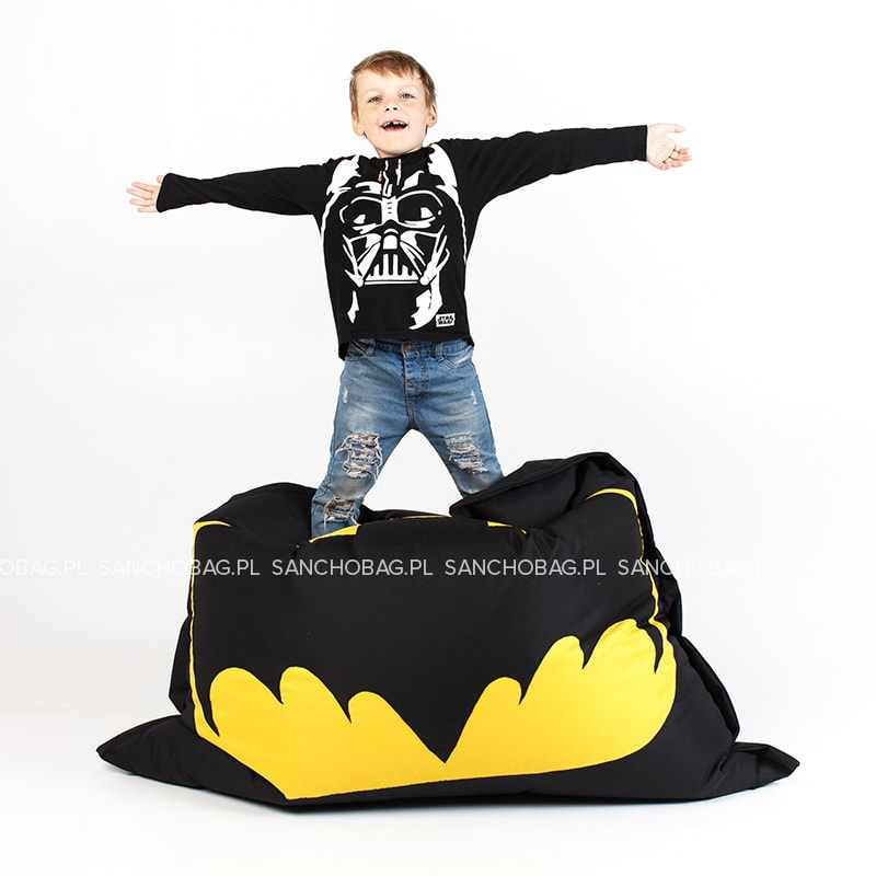Poduchy do siedzenia Batman SanchoBag