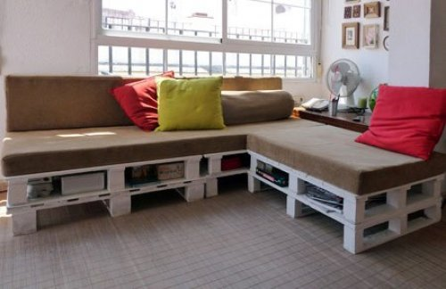 Poduszki na palety SanchoBag