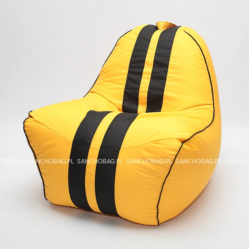 Pufy fotele Sport Car SanchoBag