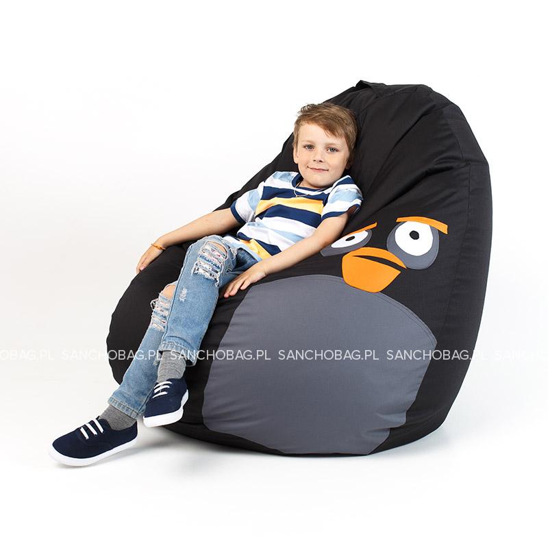 Pufy dla dzieci - Angry Birds SanchoBag
