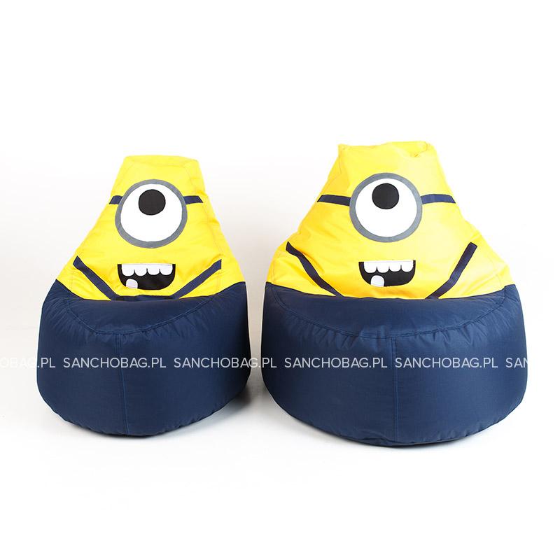 Pufy dla dzieci - Minionek SanchoBag