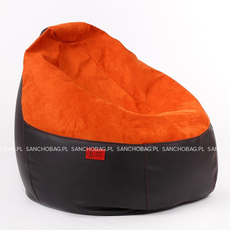 Pokrowce na Komfort Skora+Welur SanchoBag